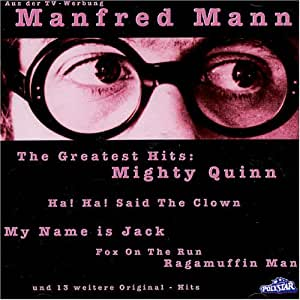 Manfred Mann - Greatest Hits 1964-69