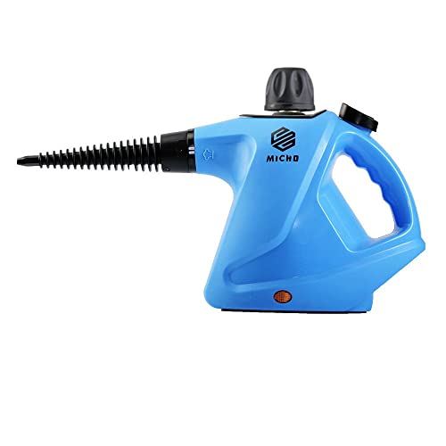 Micho 2018 Newest Handheld Steam Cleaner 450ML Multi Purpose Pressurized Steamer For Stain Removal