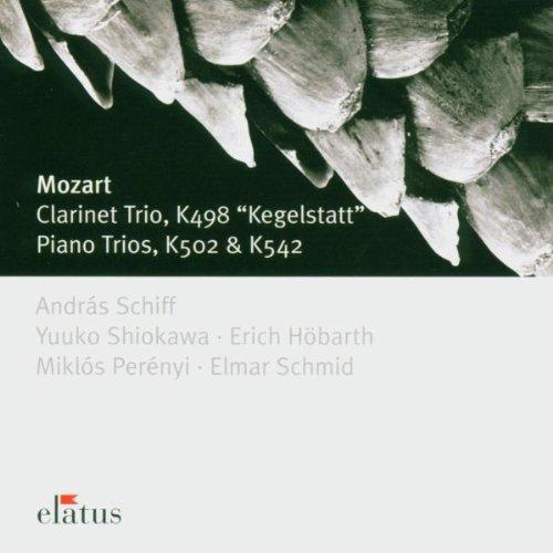 (Mozart: Clarinet Trio / 2 Pno Trios)