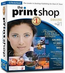 Broderbund Print Shop 21 Deluxe [OLD VERSION]