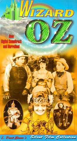 [Wizard of Oz [VHS]] (The Wizard Of Oz Video)