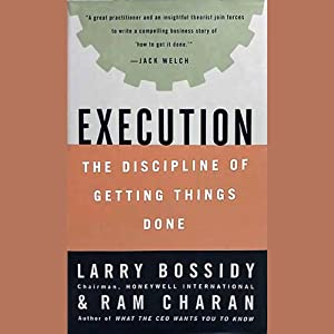 Execution Audiobook