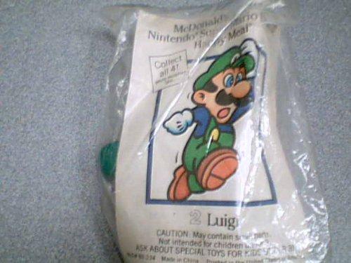 Nintendo Super Mario Brothers Luigi