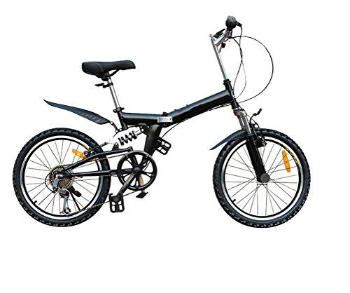 MASLEID Folding Bike 20-inch ultra-light Mountain Bike | Leading Bikes