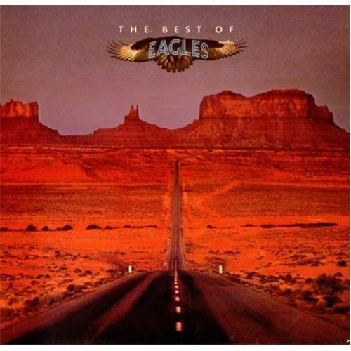 THE BEST OF THE EAGLES VINYL LP THE EAGLES 1985 [Vinyl] - H7y