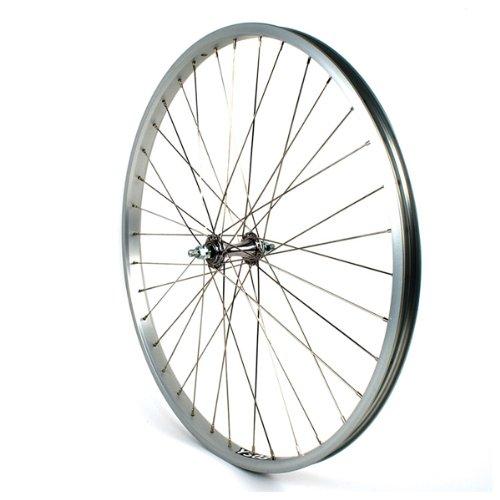Alex Bicycle Rims - Sta Tru Front Wheel Bolt On 26 x 1.75-Inch Alex Y303 Single Wall 36H Rim