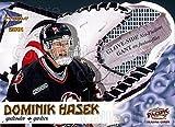 Dominik Hasek Hockey Card 2000-01 McDonalds Pacific Glove Side Net Fusions 1 Dominik Hasek