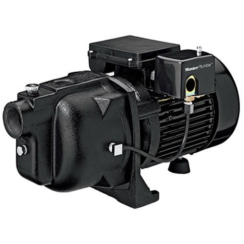 PENTAIR WATER 123333 1/2 hp 115V, Shallow Well Jet Pump
