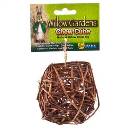 Ware Manufacturing Willow Small Pet Chew Cube
