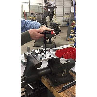 EKLIND 68688 Power-T Handle TORX star Key - 8pc set T8-T40 (6In shaft): Sockets: Industrial & Scientific