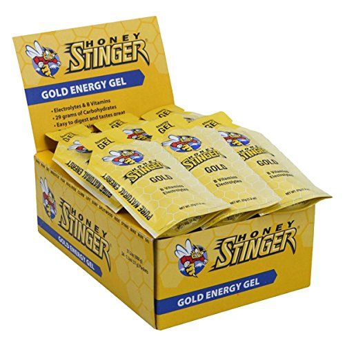 Energy Mix Flavor Gel (Honey Stinger Gels - Box Gold 1.3 by Honey Stinger)