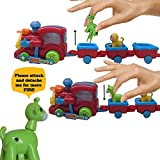 Toy Train Set - Battery Operated Detachable Animal