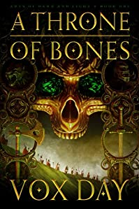 A Throne Of Bones by Vox Day ebook deal