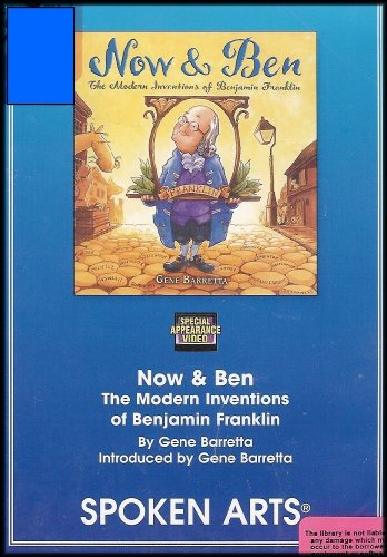 Now and Ben: The Modern Inventions of Benjamin Franklin (Special Appearance Video) [A Picture Book on DVD] Grades K-3 (Bifocals The Of Invention)