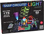 Snap Circuits LIGHT Electronics Exploration Kit | Over 175 Exciting STEM Projects | Full Color Project Manual