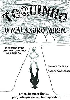 Livro Exu Mirim   Toquinho: O Malandro Mirim por [Cavalcanti, Rafael]