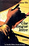 une si longue lettre french edition