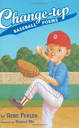 Read Online Change-up: Baseball Poems PDF
