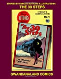 Image of Stories By Famous Authors Illustrated #4: The 39 Steps: Gwandanaland Comics