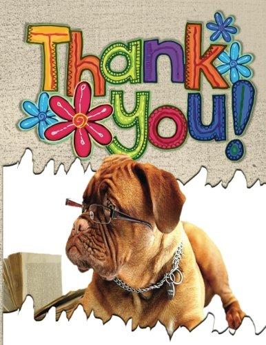 Teacher Thank You - Thank You: Teacher Notebook - Journal or Planner for Teacher Gift: Great for Teacher Appreciation/Thank You/Retirement/Year End Gift - Intelligent Dog - Caterpillar Mug