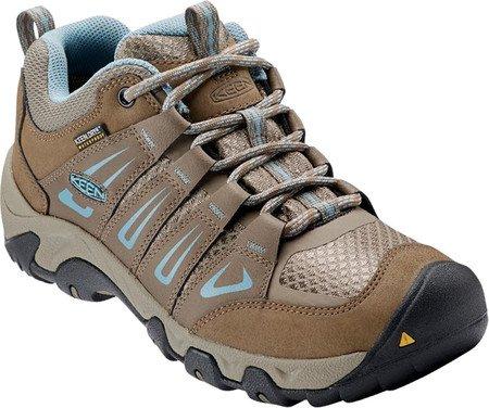 KEEN Womens Oakridge WP Shoe