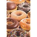 Internet Password Organizer: Doughnuts (Discreet Password Journal)