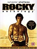 Rocky Anthology [Special Edition] [5 DVDs] [UK Import]