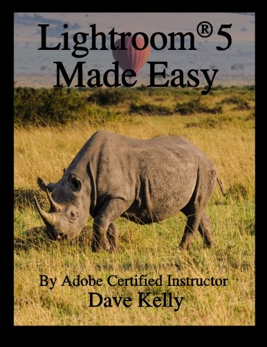 Lightroom 5 Made Easy