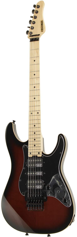 SCHECTER シェクター エレキギター EX-V-24-STD-FRT (Tobacco Sunburst/Maple) B07K1BQZTQ