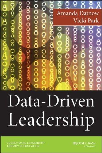 Data-Driven Leadership (Jossey-Bass Leadership Library in Education) by Datnow Amanda Park Vicki (2014-03-17) Paperback