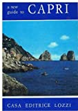 Front cover for the book A New Guide to Capri by A. Ginepro