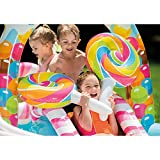 """Intex Candy Zone Inflatable Play Center, 116"""" X"""