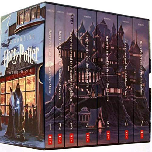 Hot Collection 2016 - Harry Potter Complete Book Series Special Edition Boxed Set by J.K. Rowling NEW! (New Special Box Edition)