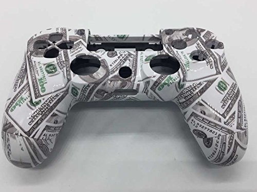 Junsi Dollar Housing Shell Case Cover for PS4 Playstation 4 Controller Dualshock 4