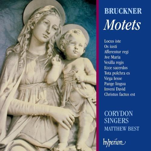 Bruckner: Motets, Ave Maria, Vexilla regis (Regis And Kelly)