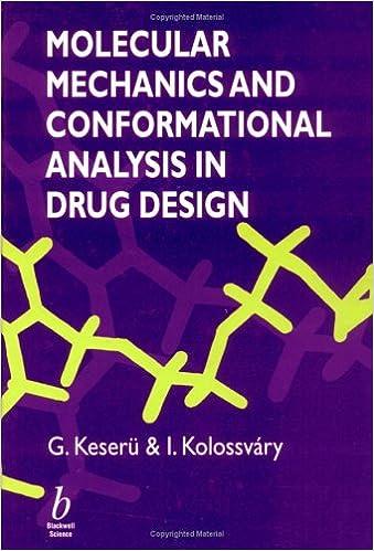 Molecular Mechanics and Conformational Analysis inDrug