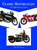 Classic Motorcycles, John Batchelor, 0486408221