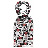 Super Sumo Oblong Unisex Super Soft Kids Scarf Gorgeous For Winter.fall Wrap Boys Scarves