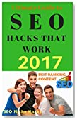 ULTIMATE GUIDE TO SEARCH ENGINE OPTIMIZATION (SEO) HACKS THAT WORK IN 2017: How to Get Best Google Ranking Using Free Search Engine Optimization Techniques (Best SEO Hacks)