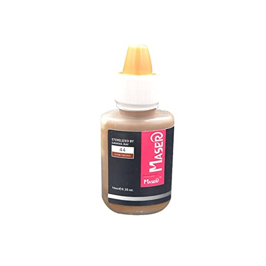 b97e0bafc Amazon.com: Tattoo Inks 10ml Honey Brown Color Tattoo Pigments for  Permanent Eyebrow Makeup Lip Tattoo Pigment For Eyeliner Eyebrow Lip Tattoo  Color Eyebrow ...
