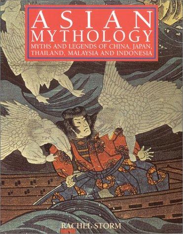 Amazon.com: Asian Mythology: Myths and Legends of China, Japan ...
