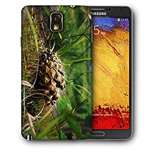 Snoogg Small Unqiue Fruit Printed Protective Phone Back Case Cover for Samsung Galaxy Note 3/Note III