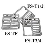 Floor Sink Top Grate FS-TF (Full size)