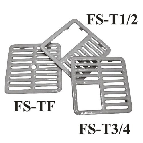 Floor Sink Top Grate FS-TF (Full size) by GSW