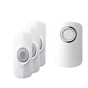 SWJ-doorbells SUNYAN Alarmas De Advertencia Timbres Caseros ...