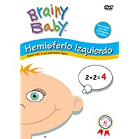 BRAINY BABY: HEMISFERIO IZQUIERDO - LEFT BRAIN (Spanish) [Import]