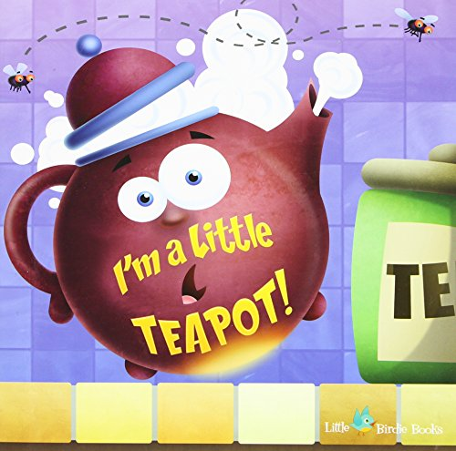 I'm a Little Teapot (Nursery Rhymes)