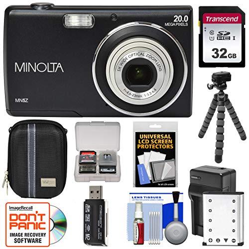 Minolta MN5Z 20MP HD Digital Camera  with 32GB Card + Batter