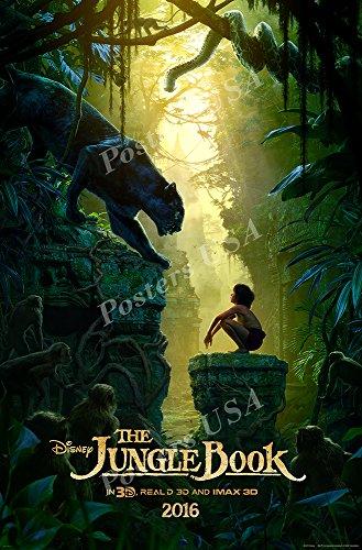 Poster USA - Disney Classics The Jungle Book Movie Poster GL