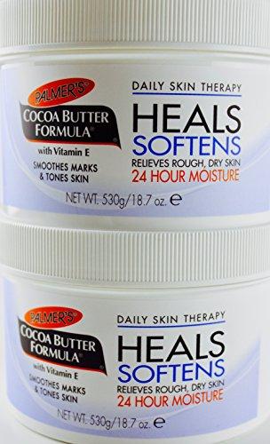 Palmer's Cocoa Butter Formula with Vitamin E, 18.7 oz., 530 g, 2 Jars